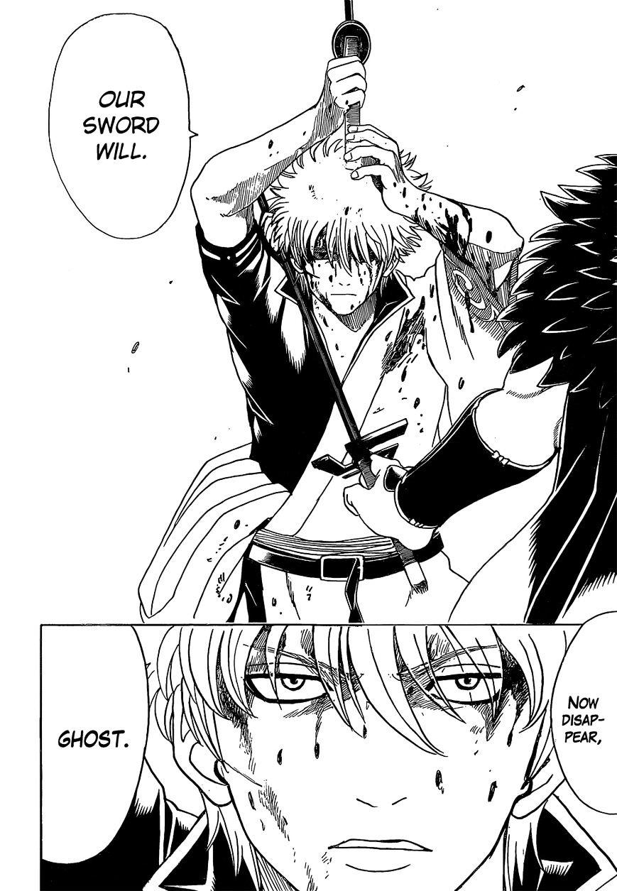 Gintama Chapter 544  Online Free Manga Read Image 18