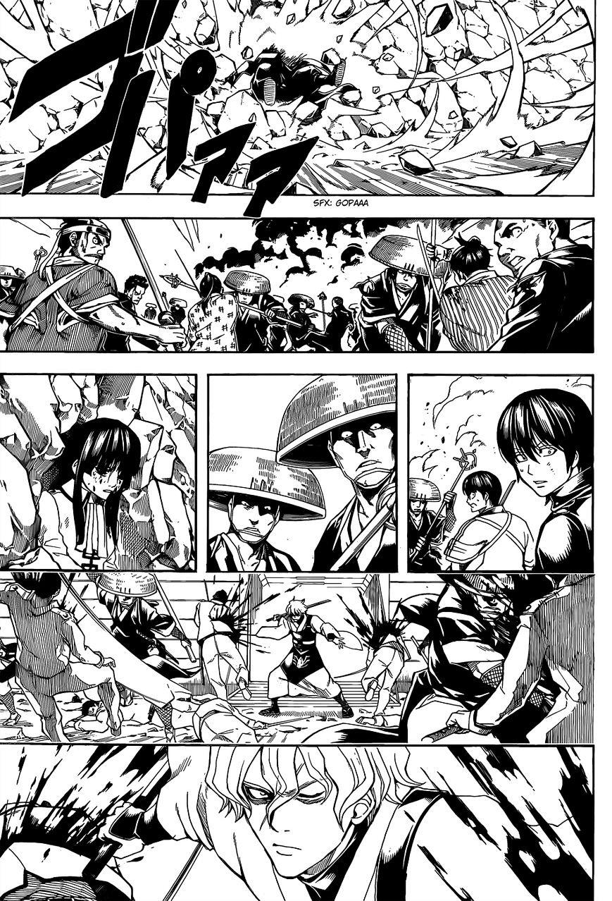 Gintama Chapter 545  Online Free Manga Read Image 3