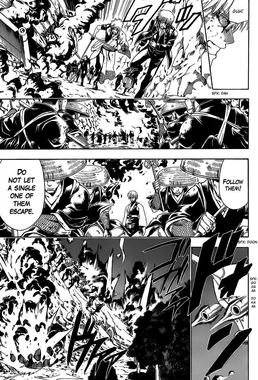Gintama Chapter 545  Online Free Manga Read Image 9