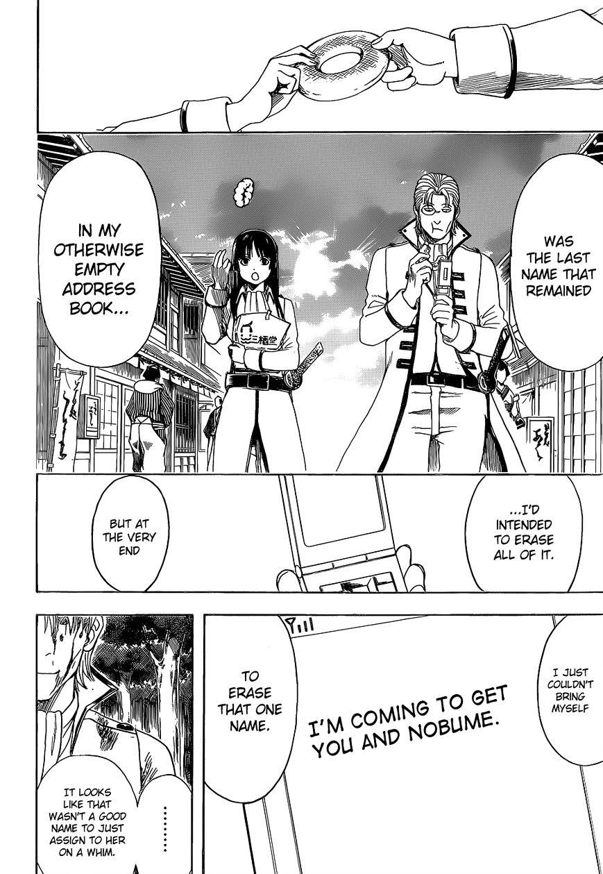 Gintama Chapter 546  Online Free Manga Read Image 10
