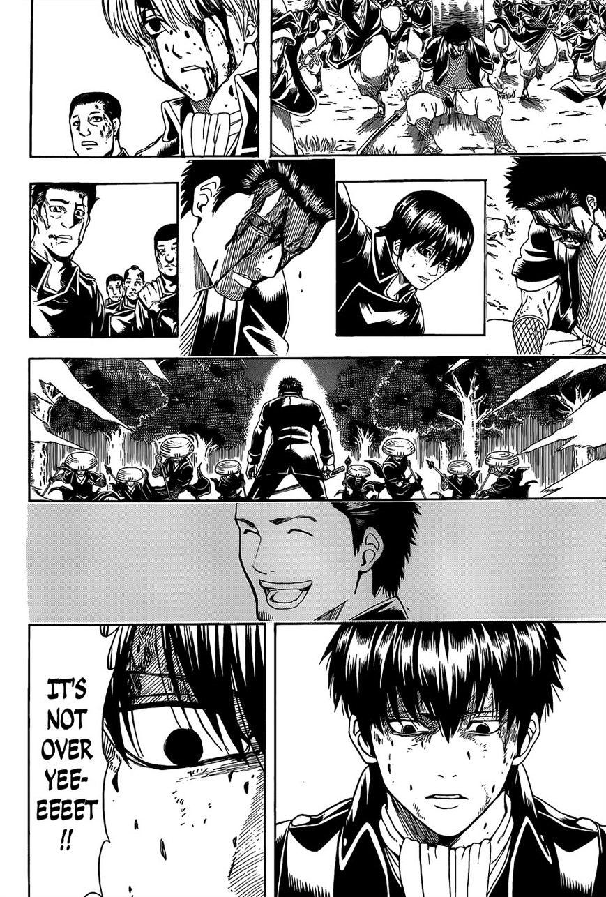 Gintama Chapter 547  Online Free Manga Read Image 4