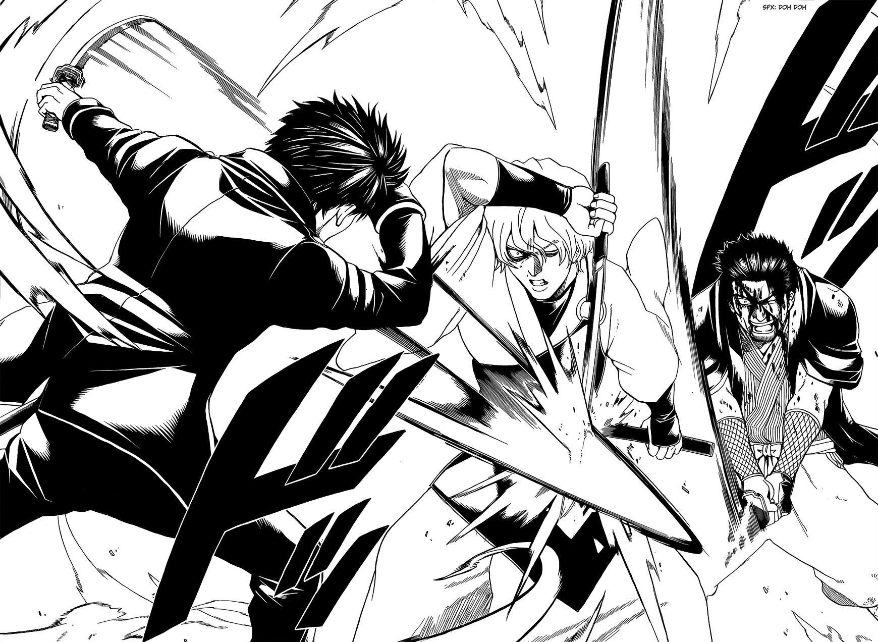 Gintama Chapter 548  Online Free Manga Read Image 6