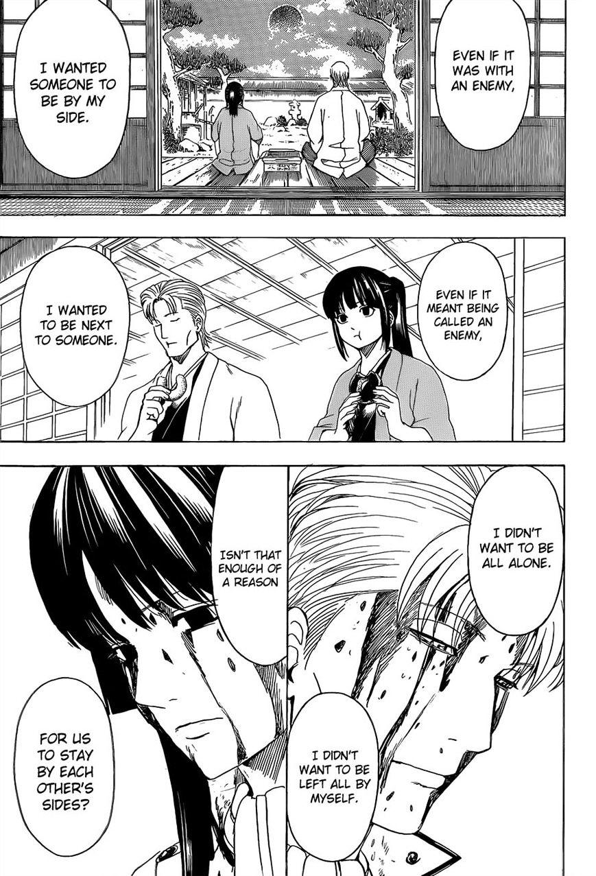 Gintama Chapter 549  Online Free Manga Read Image 7
