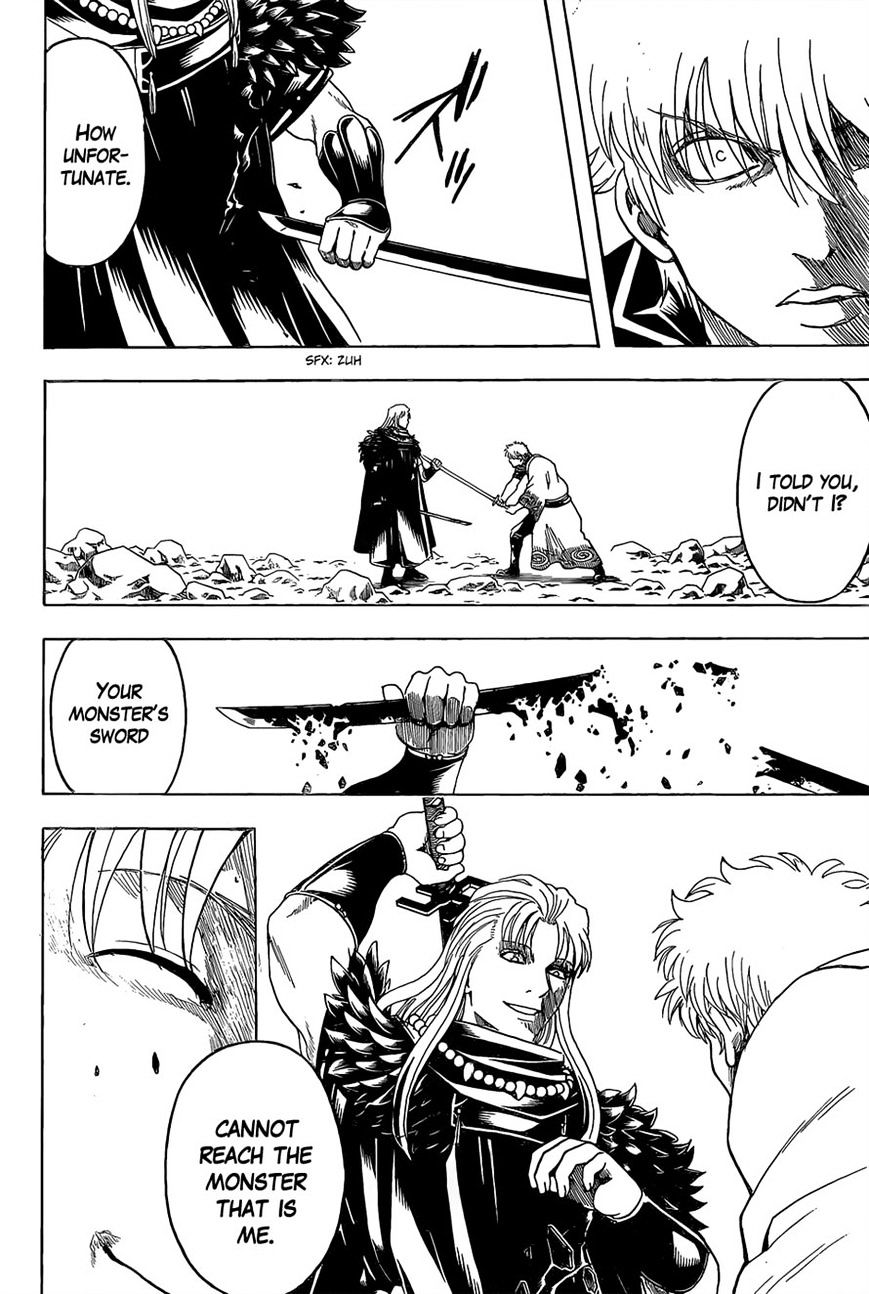 Gintama Chapter 552  Online Free Manga Read Image 8