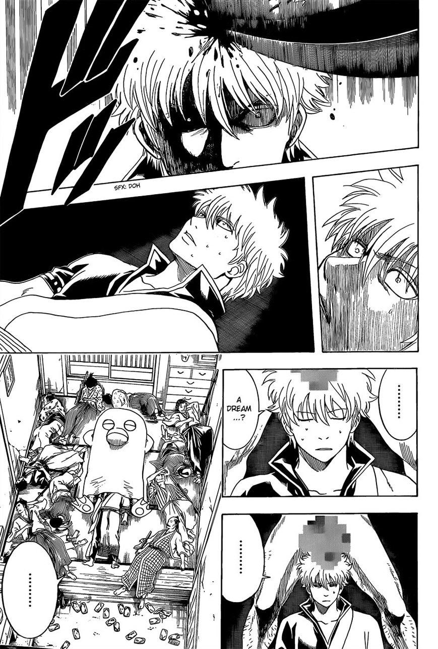 Gintama Chapter 552  Online Free Manga Read Image 9