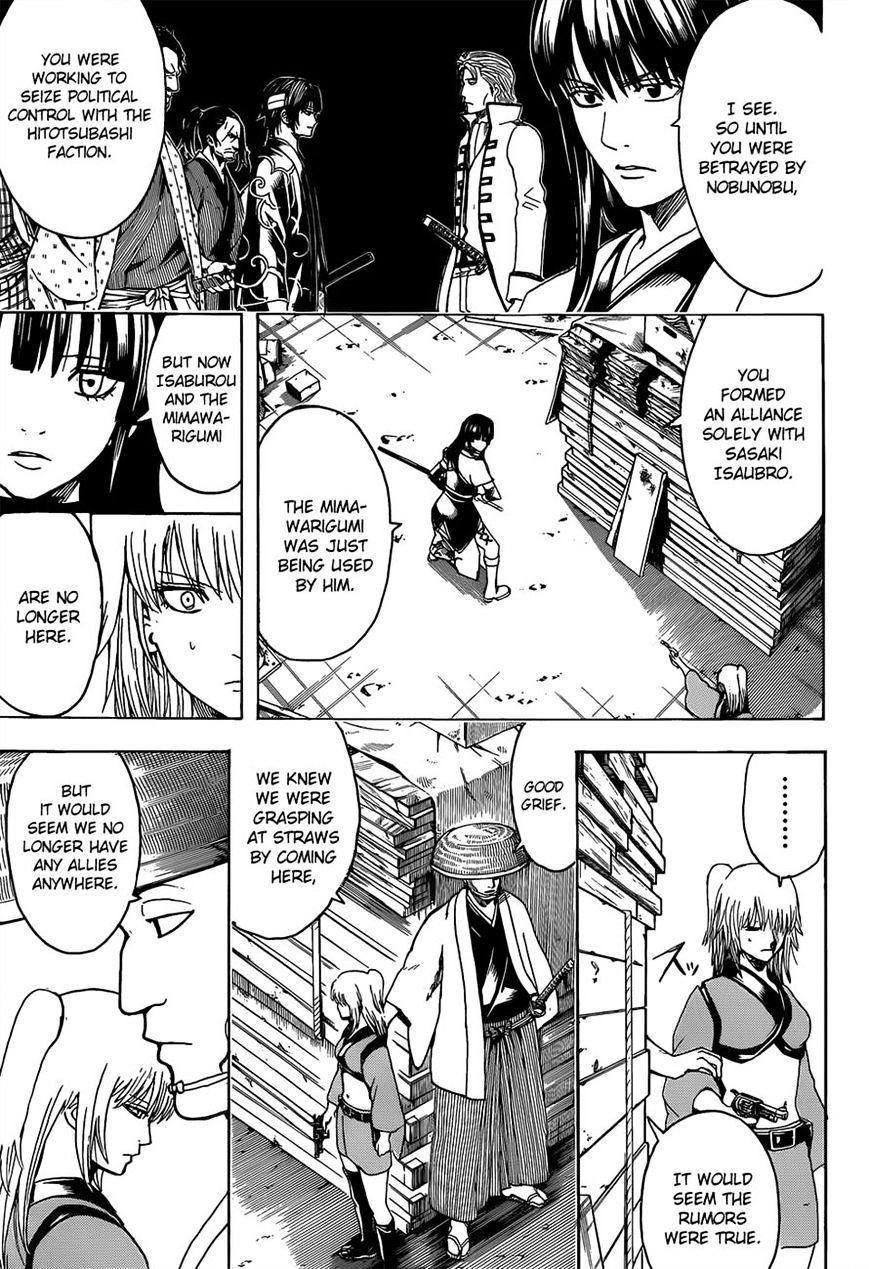 Gintama Chapter 553  Online Free Manga Read Image 3