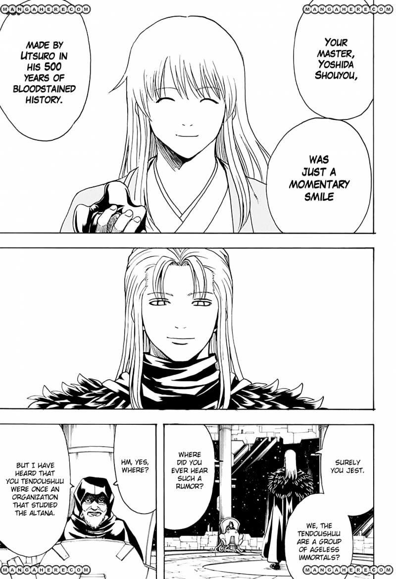 Gintama Chapter 554  Online Free Manga Read Image 14