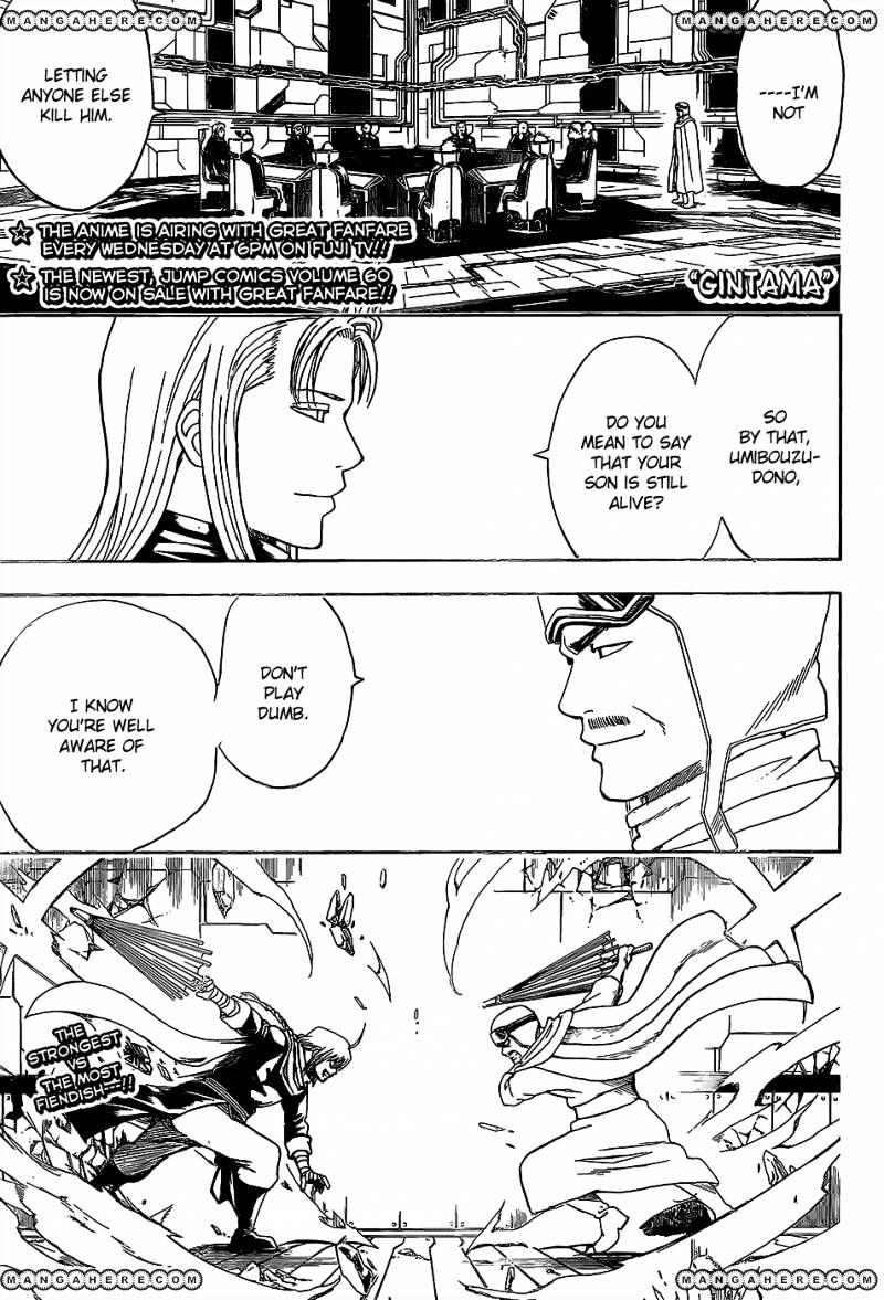 Gintama Chapter 556  Online Free Manga Read Image 1