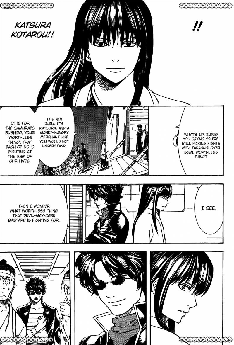 Gintama Chapter 556  Online Free Manga Read Image 15