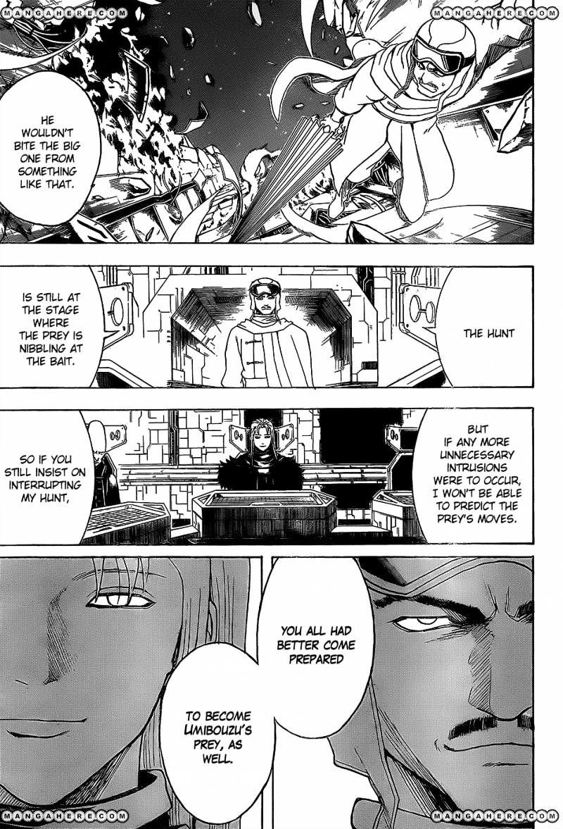 Gintama Chapter 556  Online Free Manga Read Image 3