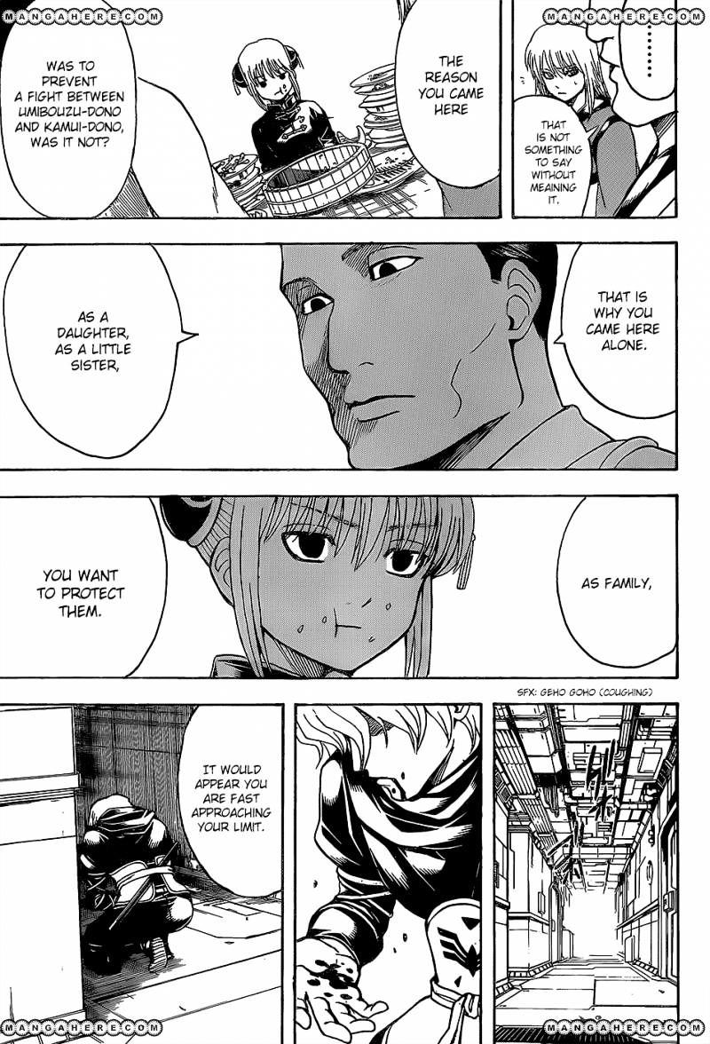 Gintama Chapter 556  Online Free Manga Read Image 7