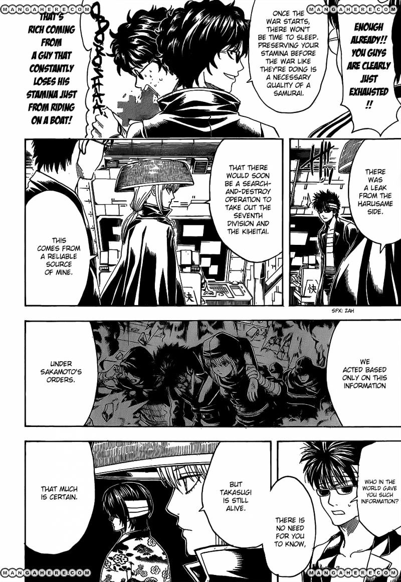 Gintama Chapter 557  Online Free Manga Read Image 10