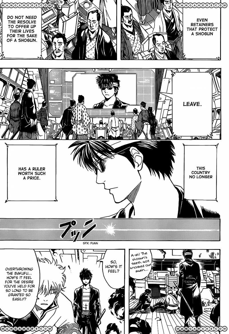 Gintama Chapter 558  Online Free Manga Read Image 11