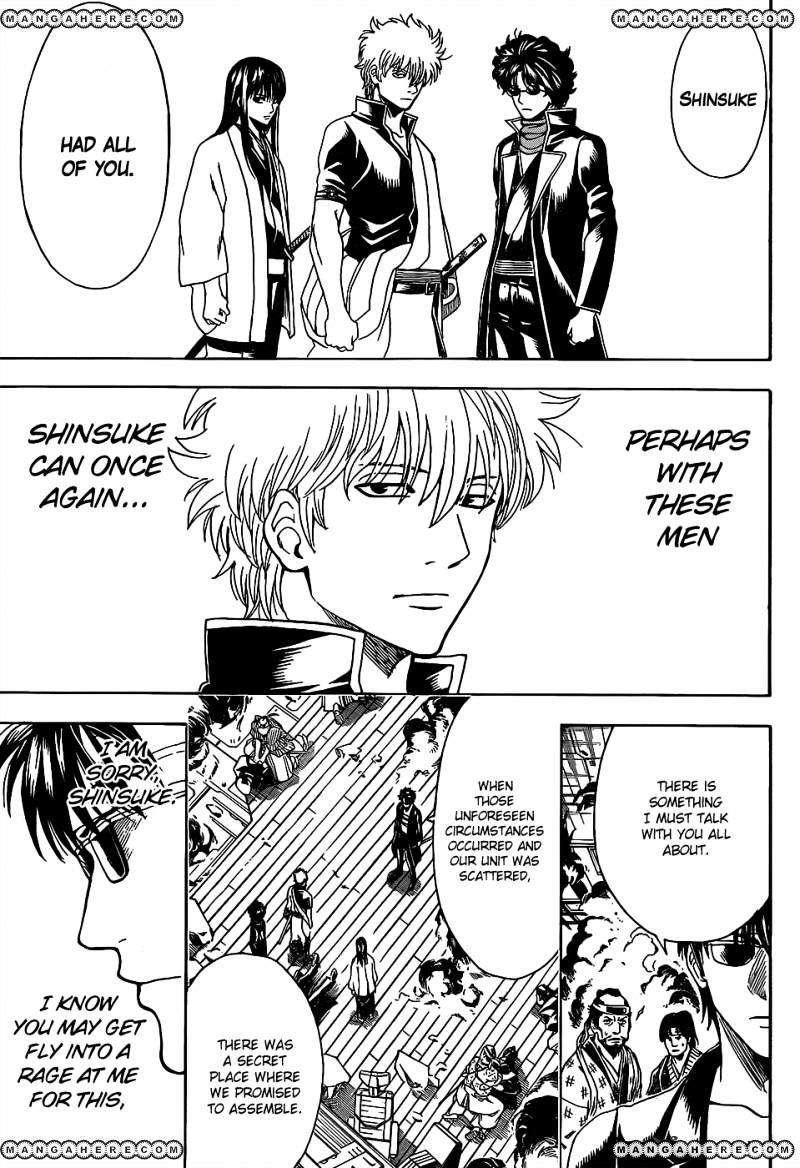 Gintama Chapter 558  Online Free Manga Read Image 13