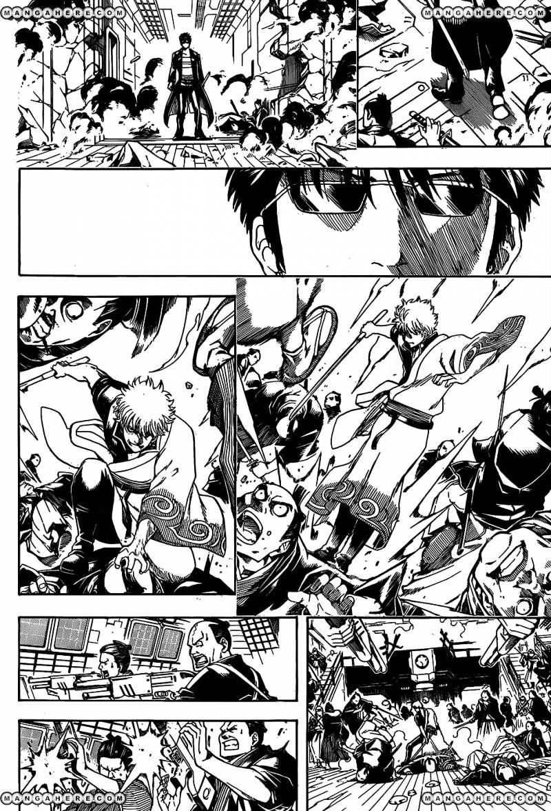 Gintama Chapter 558  Online Free Manga Read Image 4