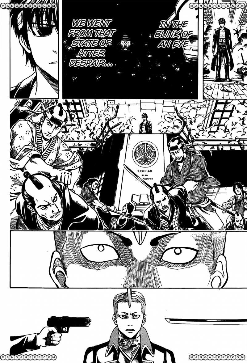 Gintama Chapter 558  Online Free Manga Read Image 6