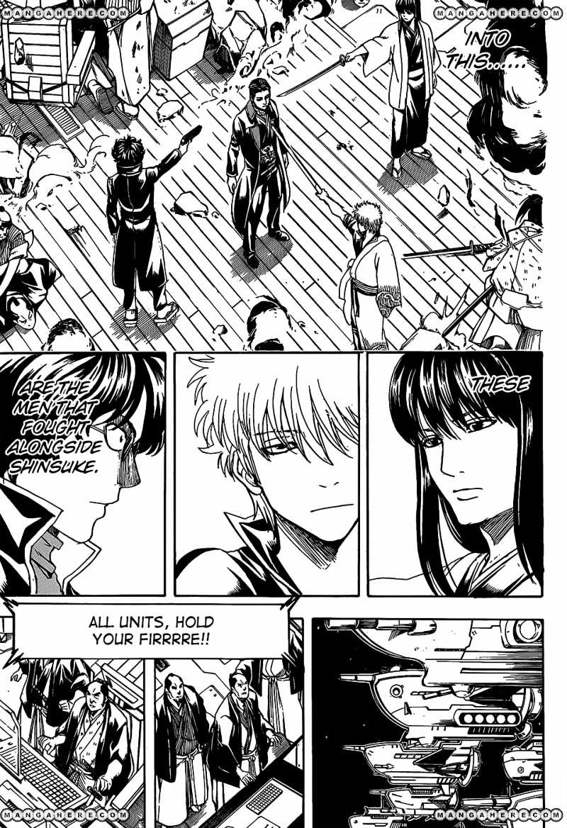 Gintama Chapter 558  Online Free Manga Read Image 7
