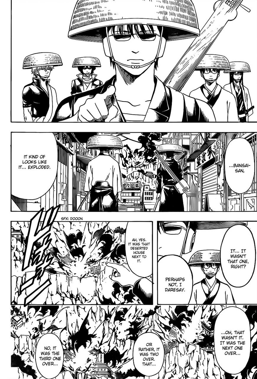 Gintama Chapter 559  Online Free Manga Read Image 14
