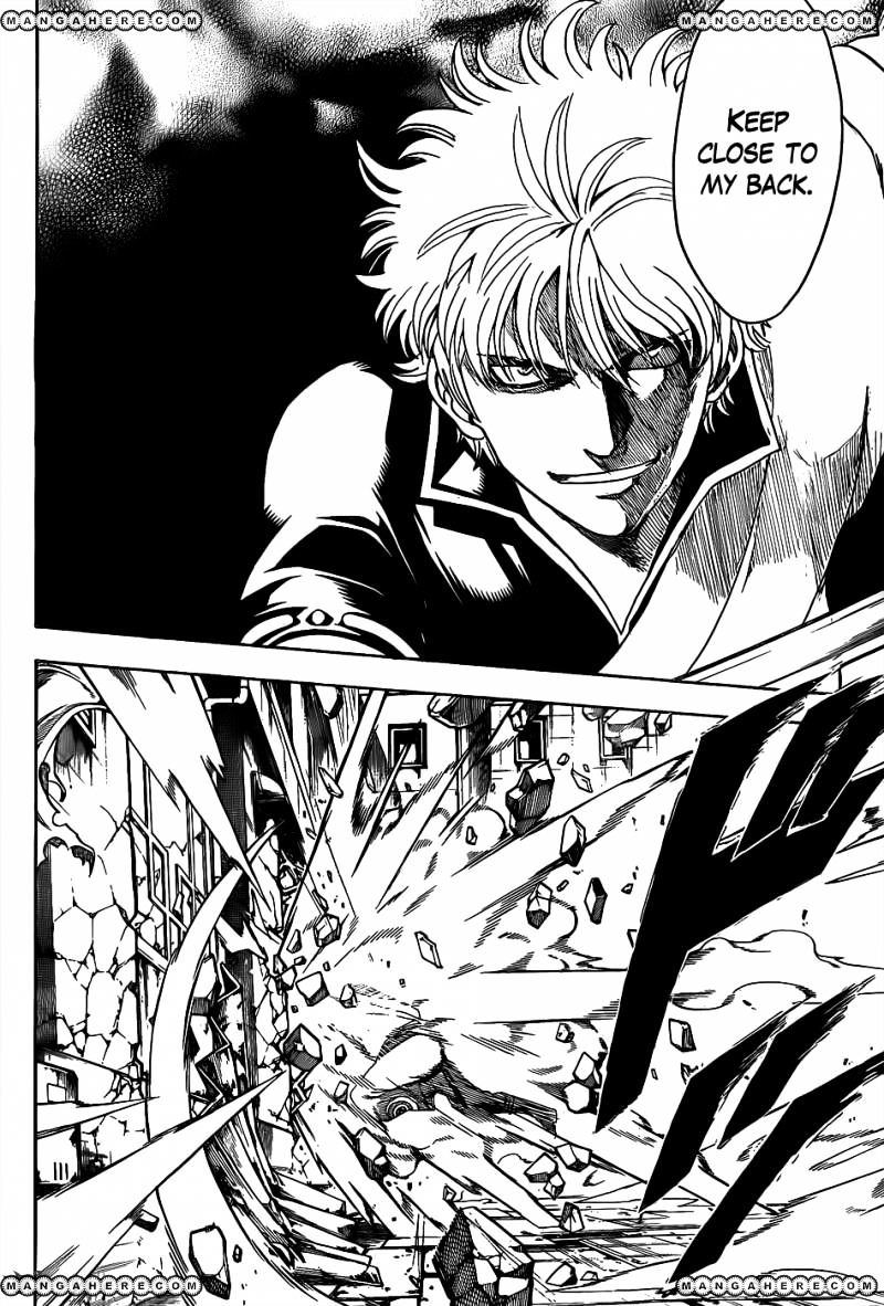 Gintama Chapter 560  Online Free Manga Read Image 12