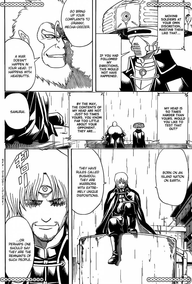 Gintama Chapter 560  Online Free Manga Read Image 18