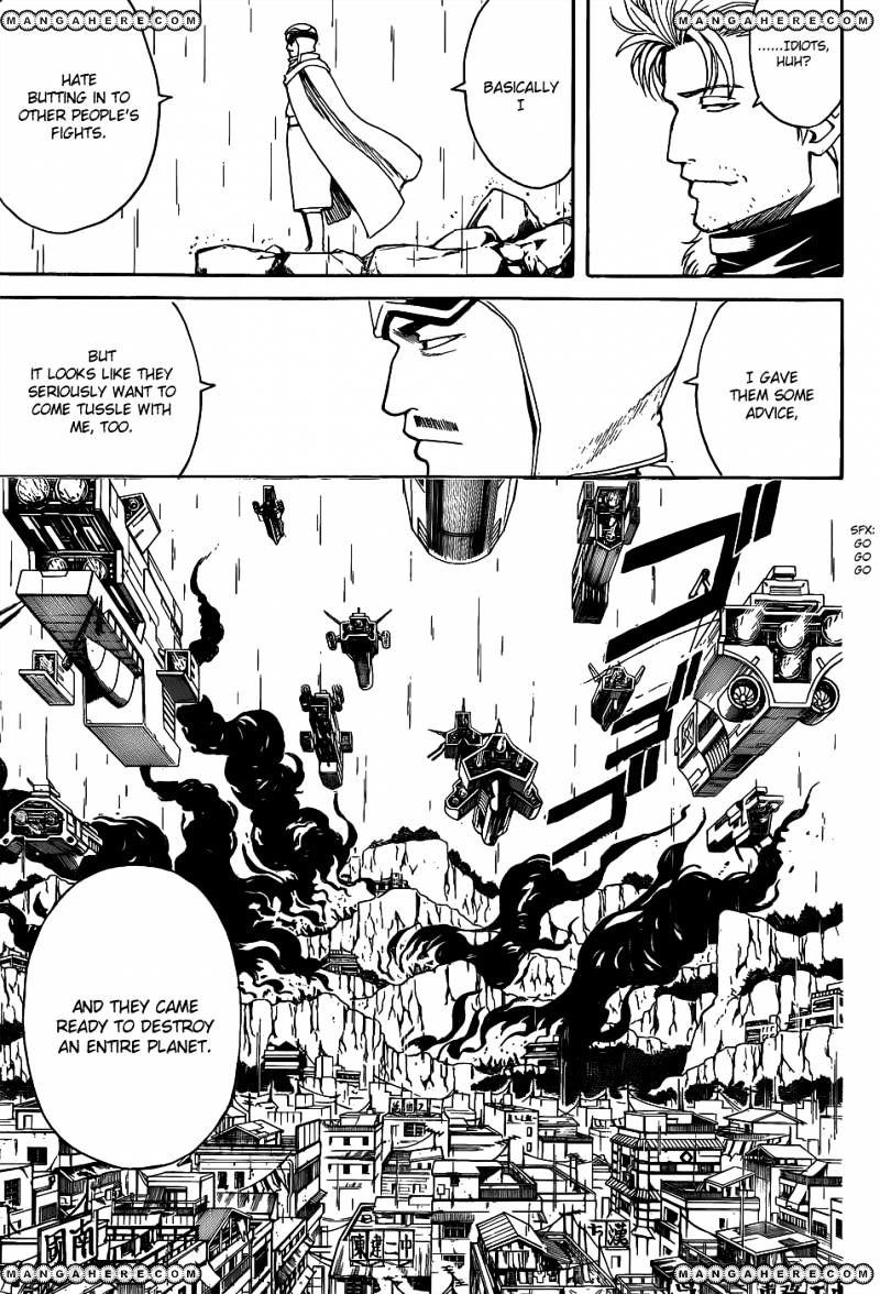 Gintama Chapter 560  Online Free Manga Read Image 3