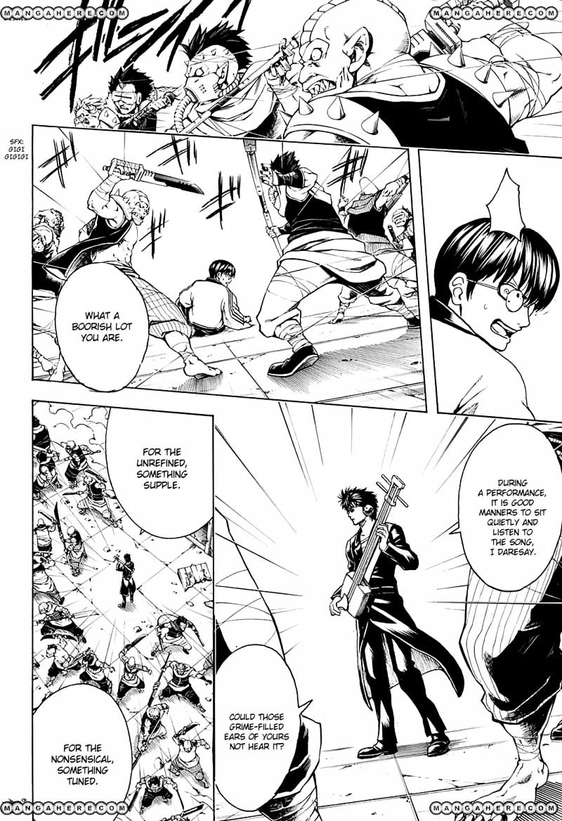 Gintama Chapter 561  Online Free Manga Read Image 4