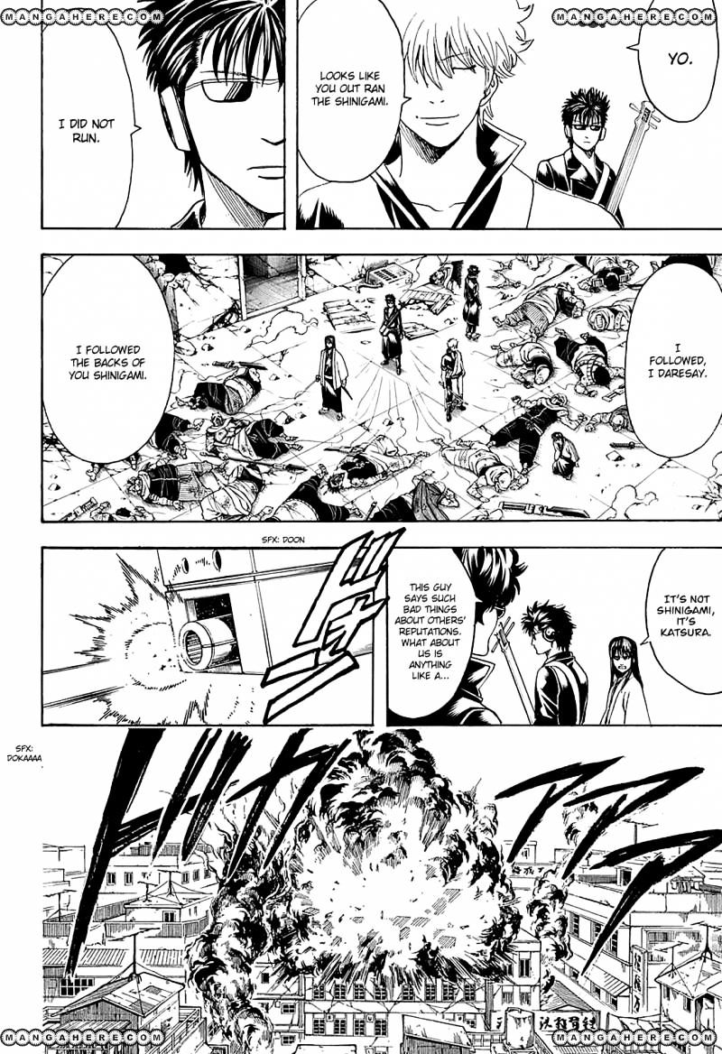 Gintama Chapter 561  Online Free Manga Read Image 6