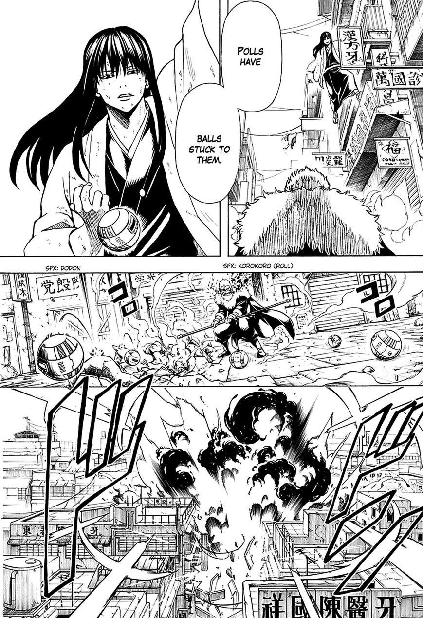 Gintama Chapter 562  Online Free Manga Read Image 12