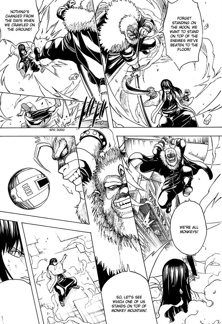 Gintama Chapter 562  Online Free Manga Read Image 9