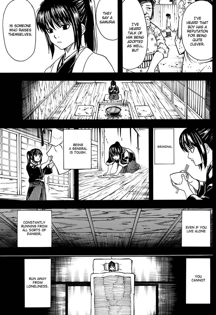 Gintama Chapter 563  Online Free Manga Read Image 10