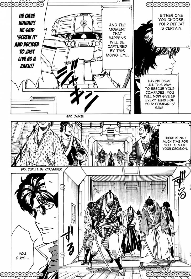 Gintama Chapter 565  Online Free Manga Read Image 12
