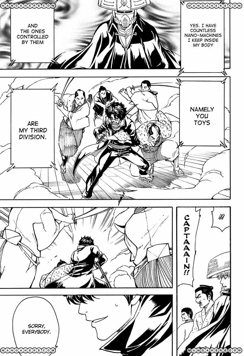 Gintama Chapter 565  Online Free Manga Read Image 15