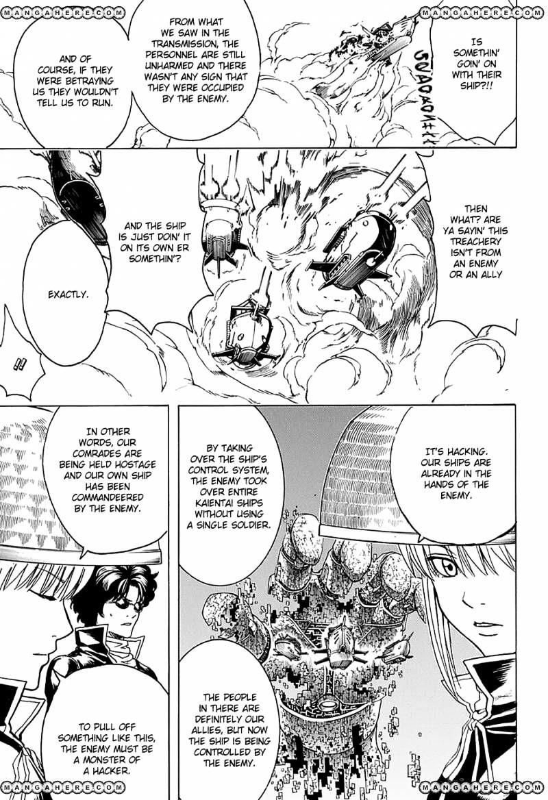 Gintama Chapter 565  Online Free Manga Read Image 9