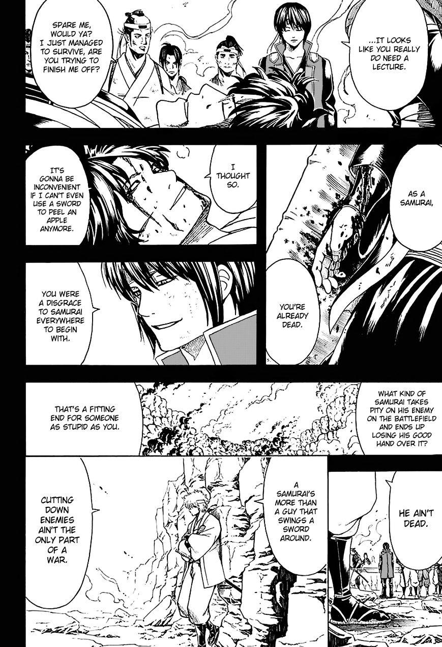 Gintama Chapter 568  Online Free Manga Read Image 10
