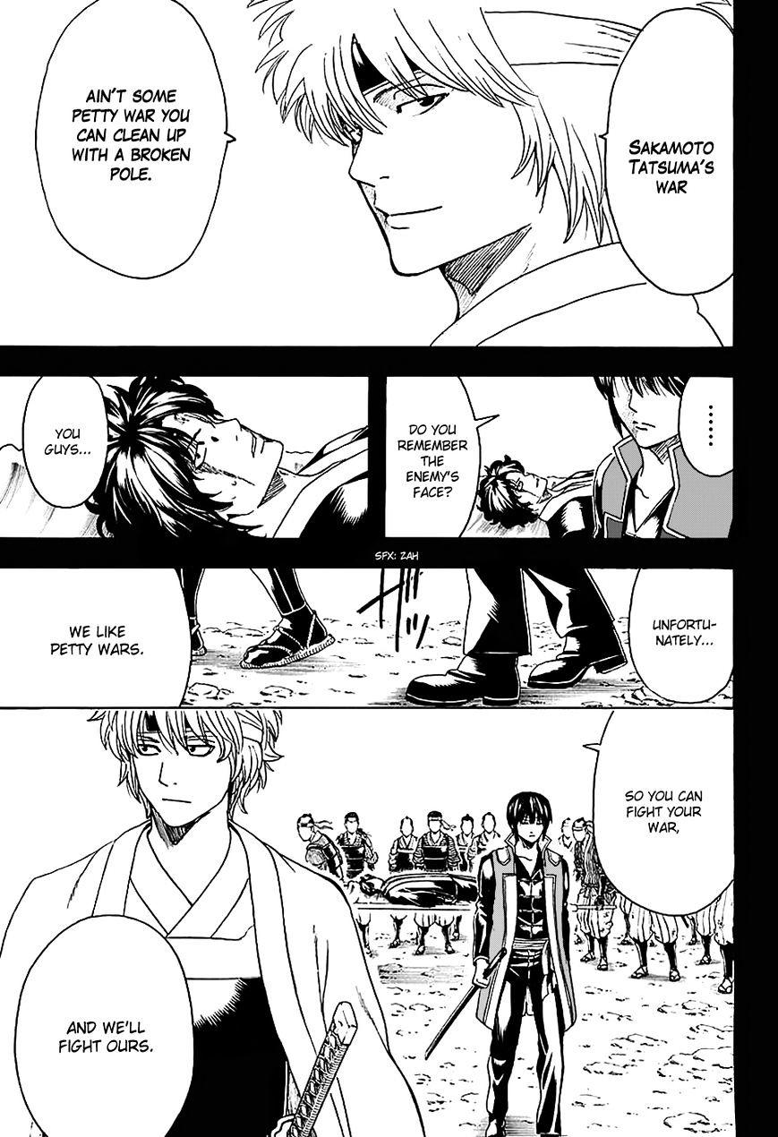 Gintama Chapter 568  Online Free Manga Read Image 11