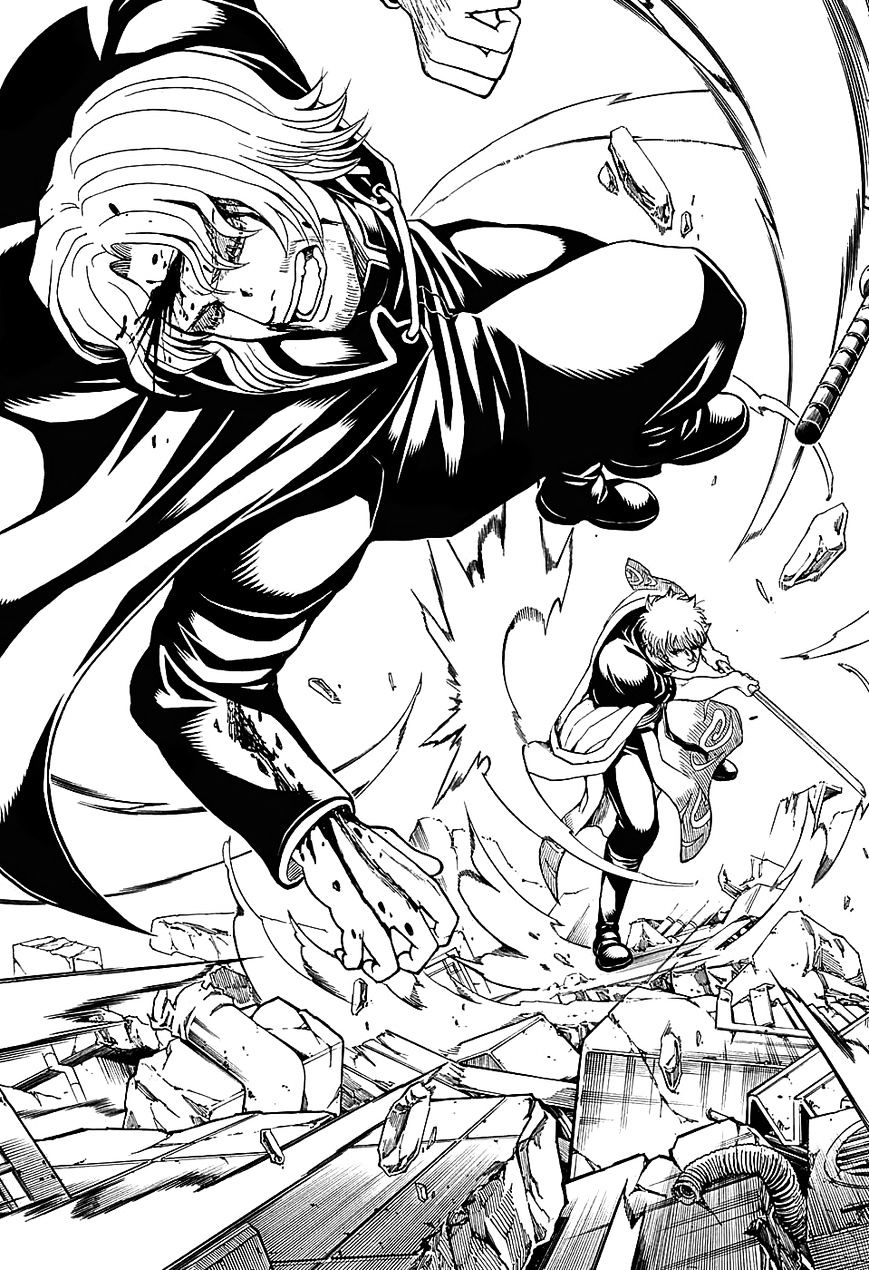 Gintama Chapter 571  Online Free Manga Read Image 11