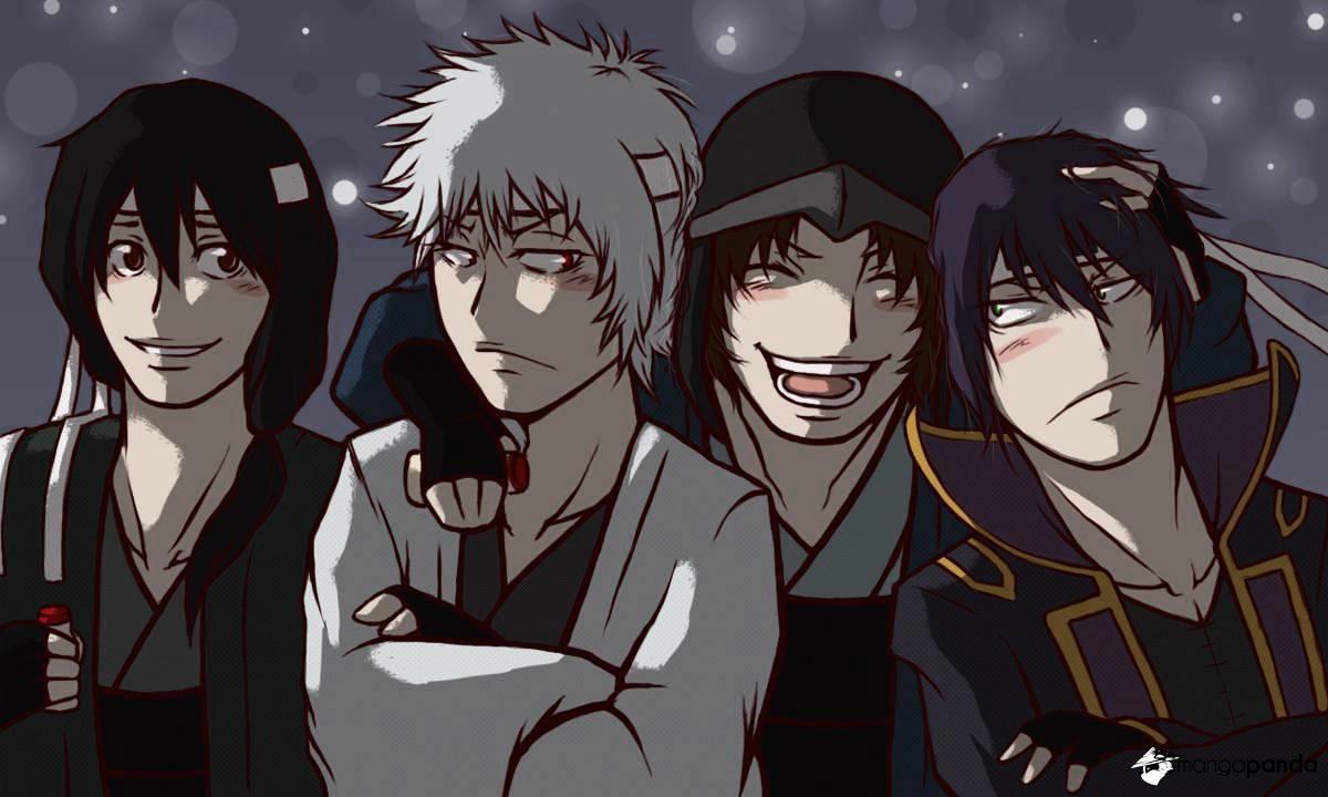 Gintama Chapter 572  Online Free Manga Read Image 18