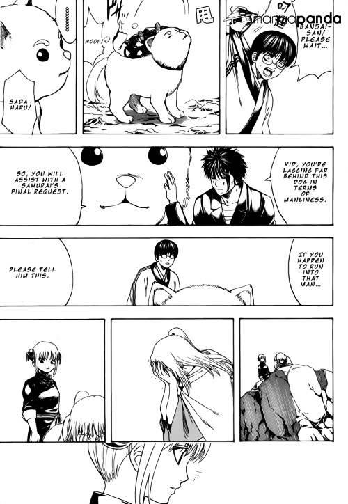 Gintama Chapter 572  Online Free Manga Read Image 8