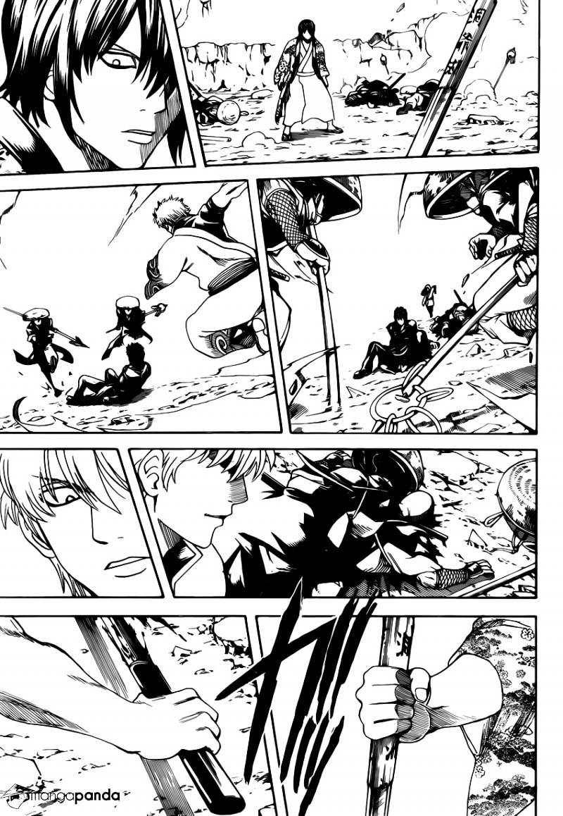 Gintama Chapter 573  Online Free Manga Read Image 10