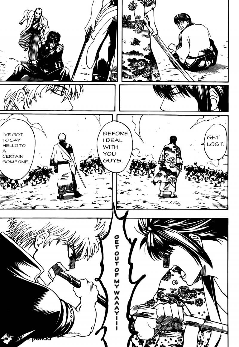 Gintama Chapter 573  Online Free Manga Read Image 12