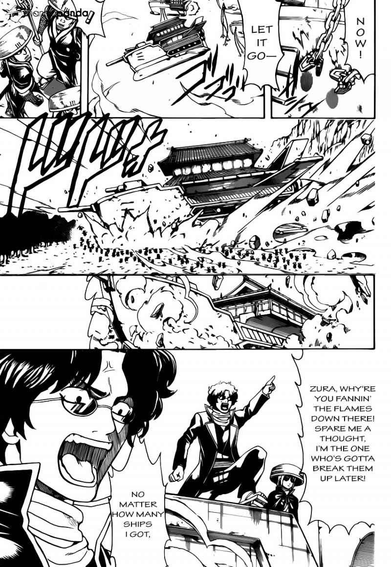 Gintama Chapter 573  Online Free Manga Read Image 14