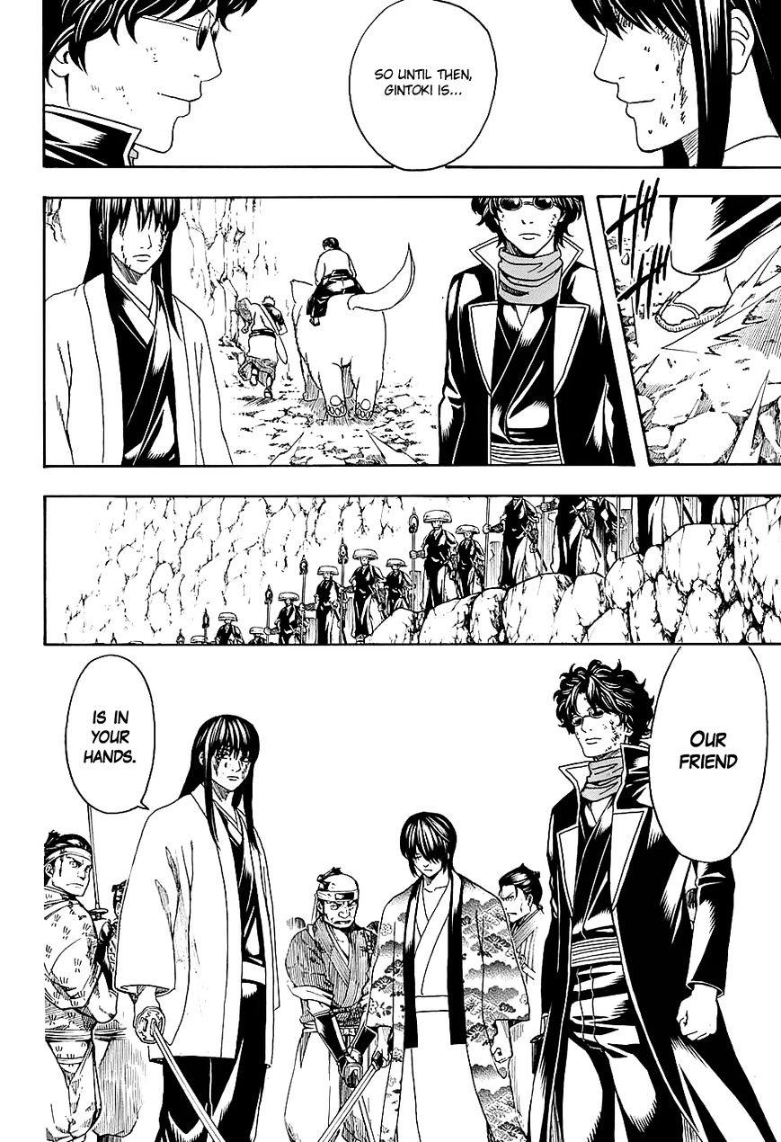 Gintama Chapter 575  Online Free Manga Read Image 10