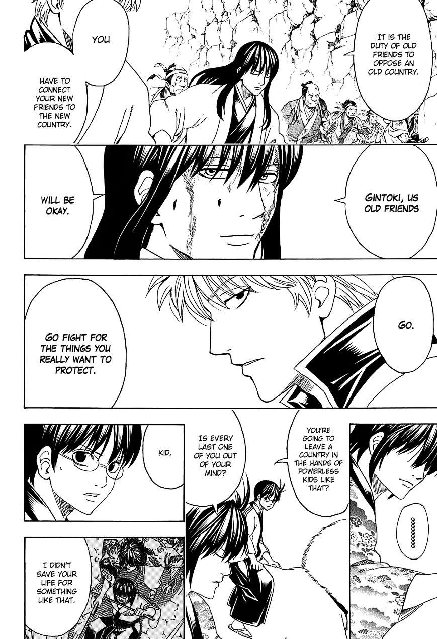 Gintama Chapter 575  Online Free Manga Read Image 8