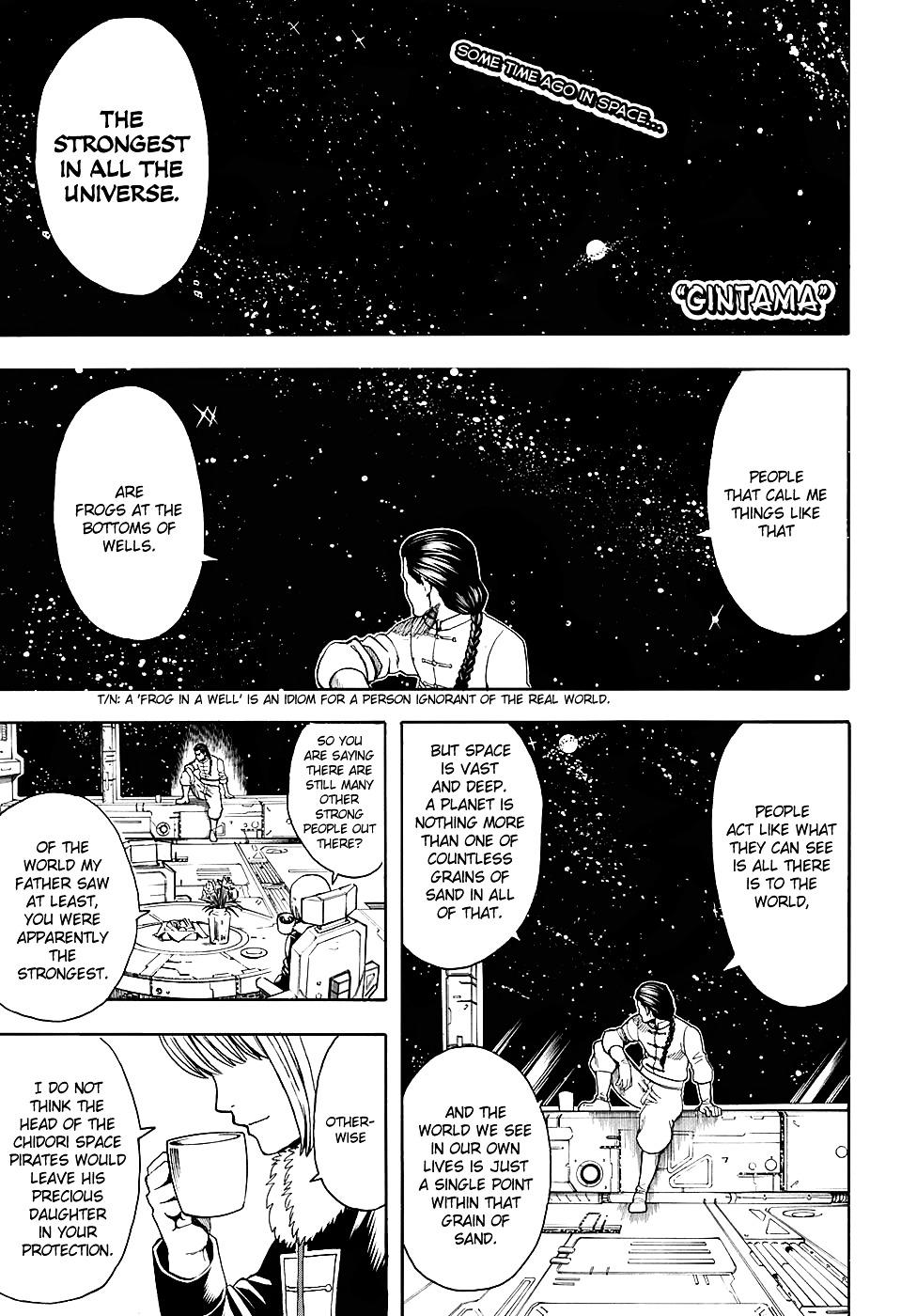 Gintama Chapter 578  Online Free Manga Read Image 1