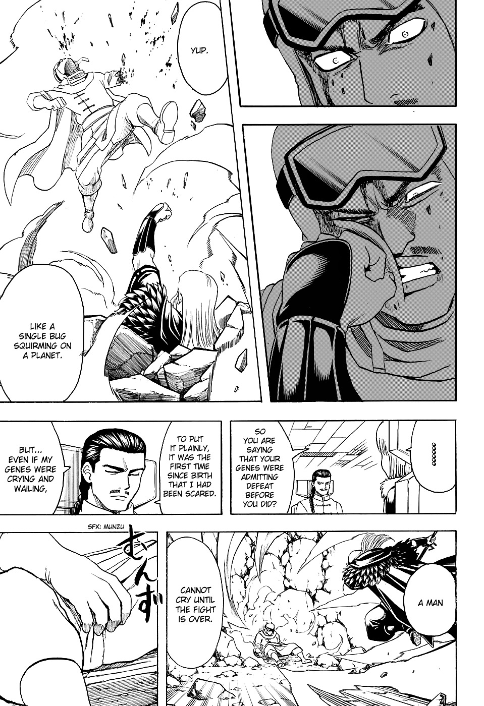 Gintama Chapter 578  Online Free Manga Read Image 15