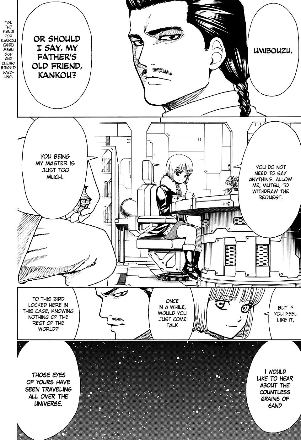 Gintama Chapter 578  Online Free Manga Read Image 2