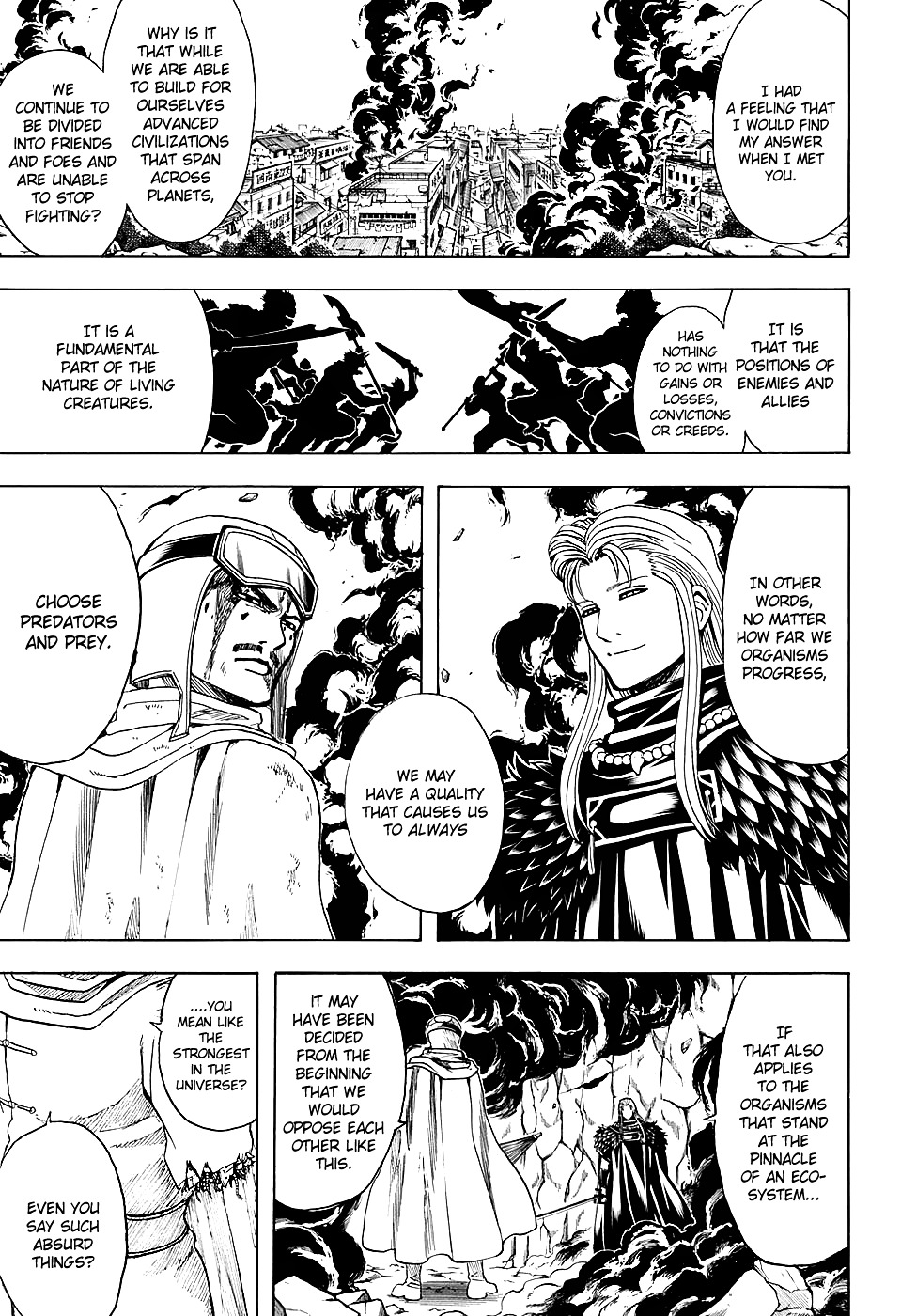 Gintama Chapter 578  Online Free Manga Read Image 5