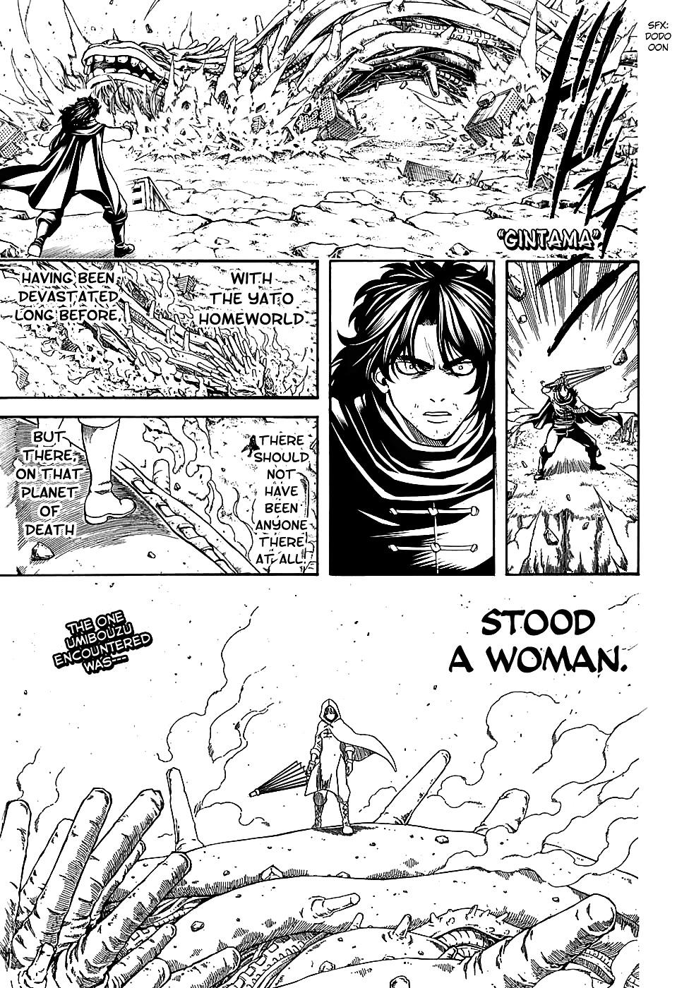 Gintama Chapter 579  Online Free Manga Read Image 1