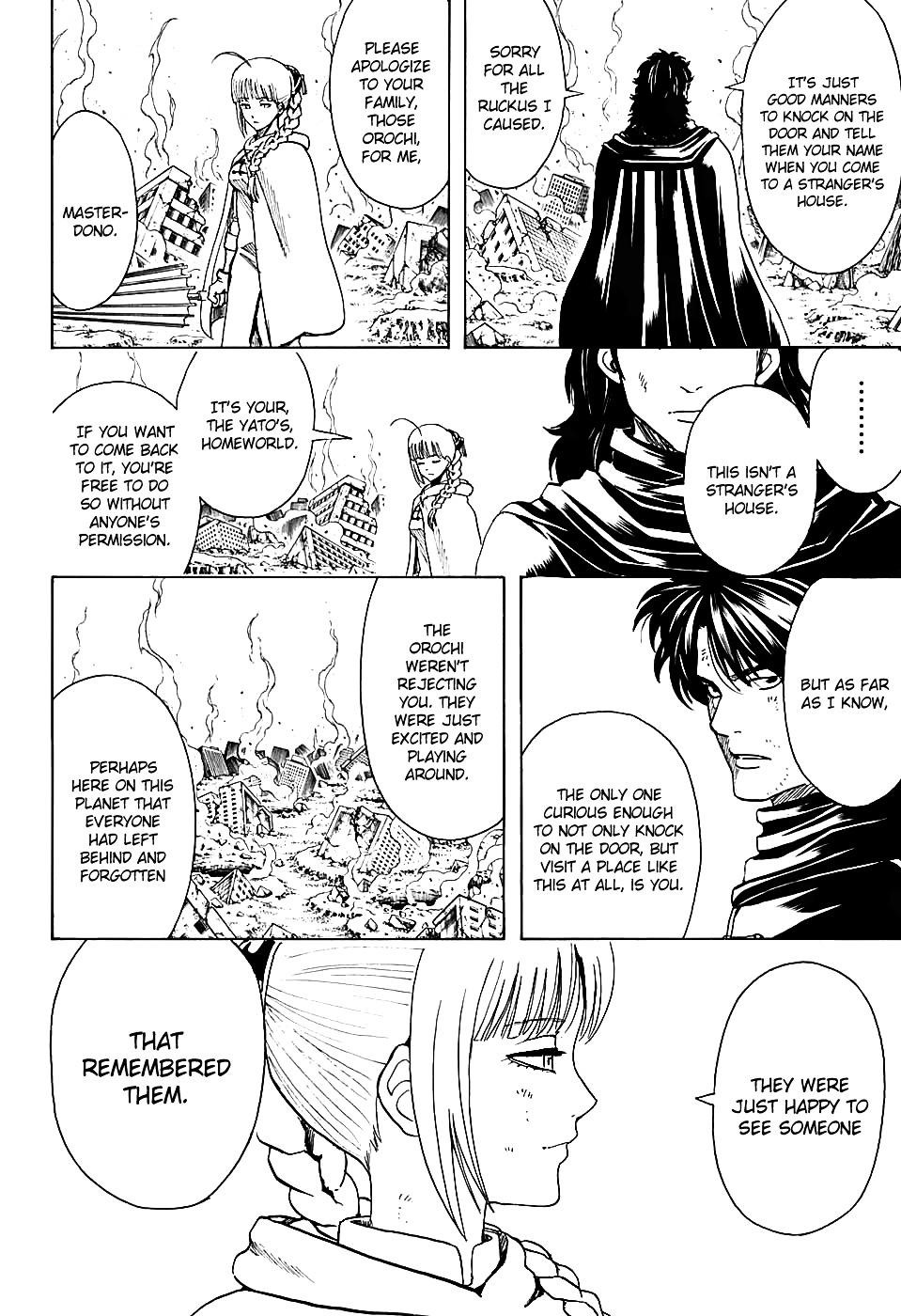 Gintama Chapter 579  Online Free Manga Read Image 10