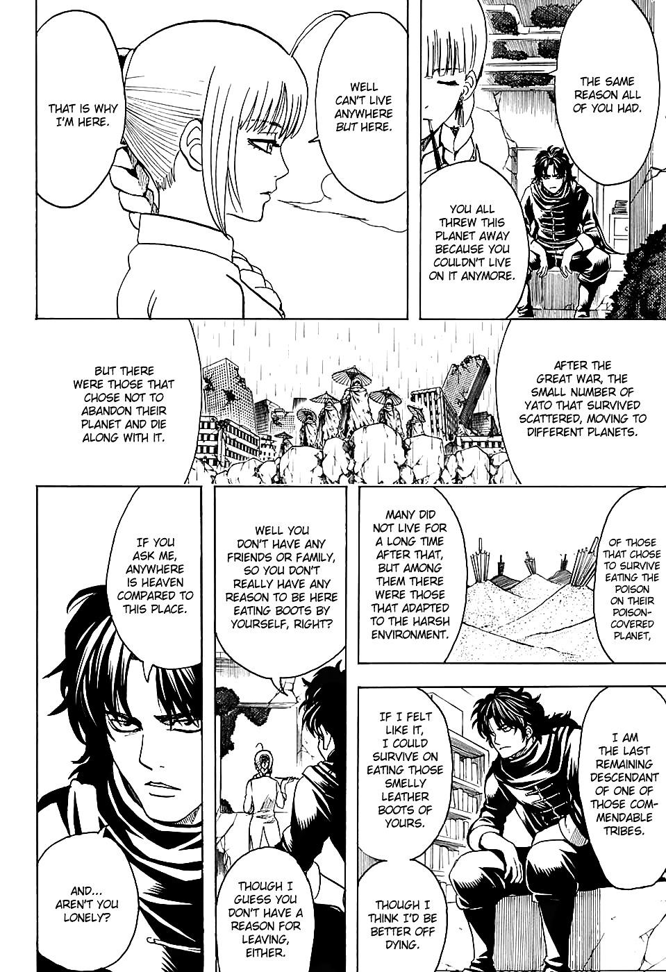 Gintama Chapter 579  Online Free Manga Read Image 12
